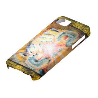 Healing Hands iPhone 5 Cover