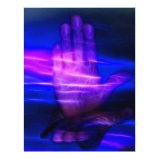 Healing Hands Full Colour Flyer