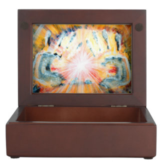 Healing Hands Keepsake Box