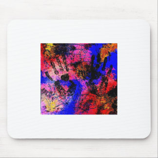 Healing Hands Mouse Pad