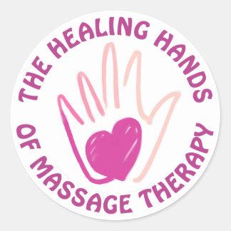 Healing Hands MT Sticker