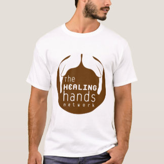 Healing Hands Network men's logo t-shirt