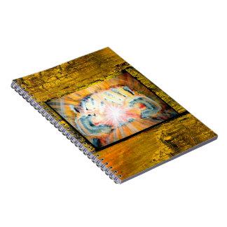 Healing Hands Spiral Note Books