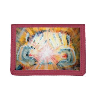 Healing Hands Tri-fold Wallet