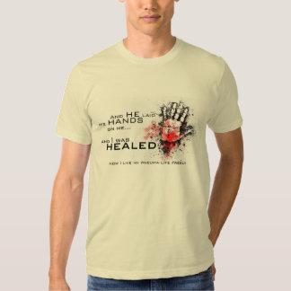 Healing Hands Tshirts