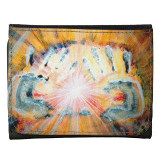 Healing Hands Trifold Wallet