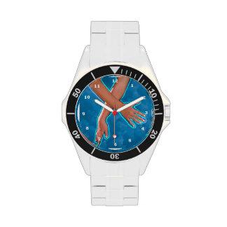 Healing Hands Wristwatch