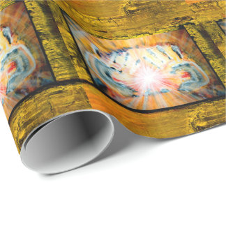 Healing Hands Wrapping Paper