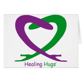 Healing Hugs Cards