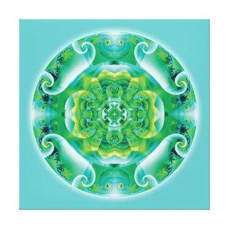 Healing Mandala 4 Canvas Print