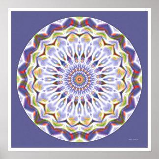 Healing Mandala 7 Print