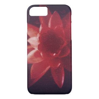 Healing meditation New age namaste Yoga Lotus iPhone 7 Case