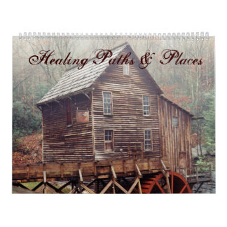 Healing Paths & Places Calendars