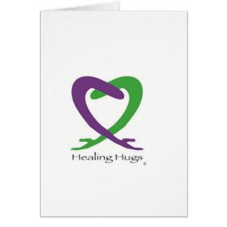 HEALING PERFECT CARD