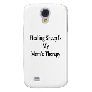 Healing Sheep Is My Mom s Therapy Galaxy S4 Case