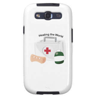 Healing The World Galaxy S3 Cover