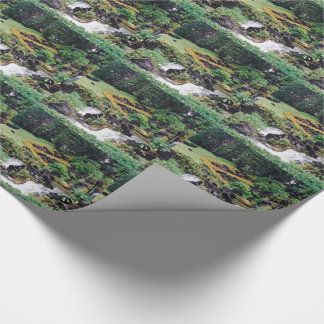 Healing Water Wrapping Paper