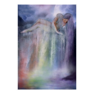 Healing Waters Fine Art Poster/Print Poster