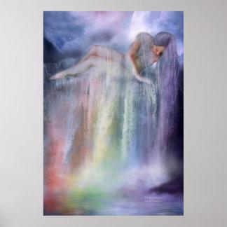 Healing Waters Fine Art Poster/Print Poster