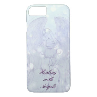 Healing with Angels iPhone 7 Case