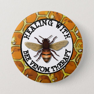 Healing with Bee Venom Therapy Button
