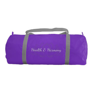 Health and Harmony Duffle Bag