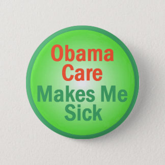 Health Care 2 Inch Round Button