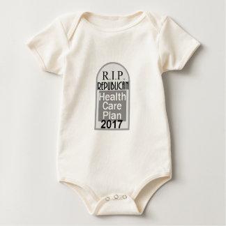 Health Care Baby Bodysuit