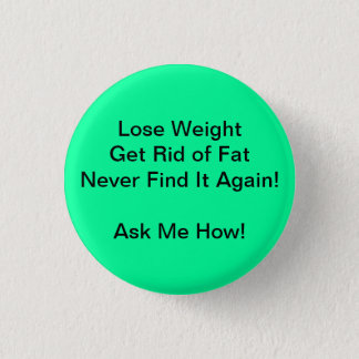 Health Coach - Weight Loss 1 Inch Round Button
