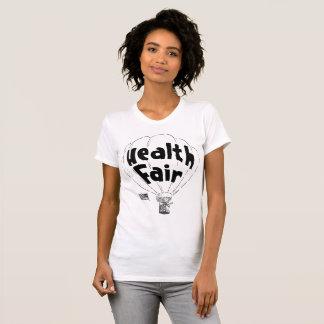 Health Fair Balloon Womens T-Shirt