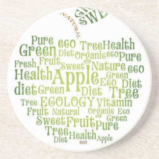 Health Green Eco Friendly Coaster