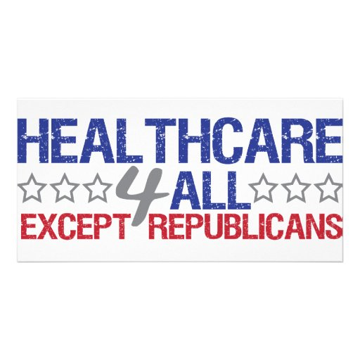 Healthcare 4 all picture card