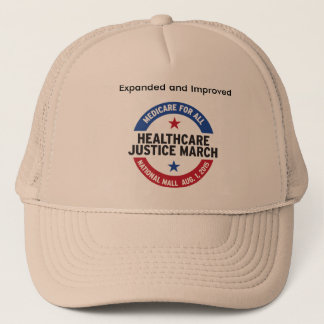 healthcare for all justice march hat (HR676)