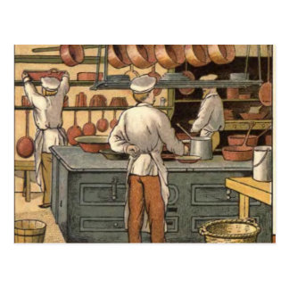 Healthcare Reform Starts in your Kitchen Postcard
