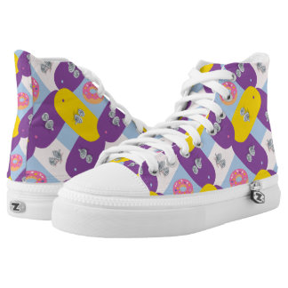 Healthy donuts! high tops
