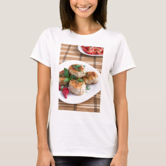 Healthy homemade food made from natural ingredient T-Shirt