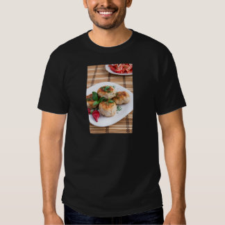 Healthy homemade food made from natural ingredient tshirt