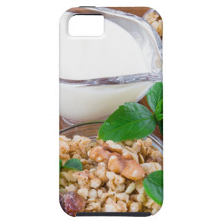 Healthy ingredients for breakfast iPhone 5 covers