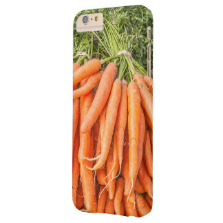 Healthy Orange Carrots Barely There iPhone 6 Plus Case