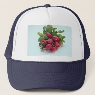 Healthy Radishes along with leaves Trucker Hat