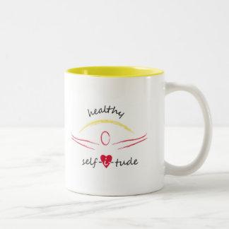 Healthy Selfitude Mug