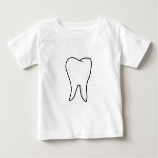 Healthy White Tooth Baby T-Shirt