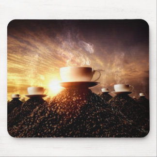 HealthyCoffee mountain mousemat Mouse Pad