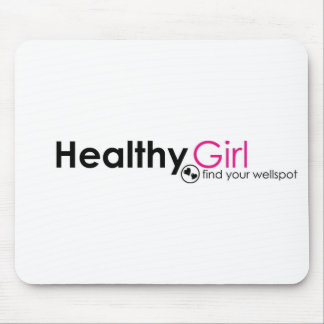 HealthyGirl Mouse Pad