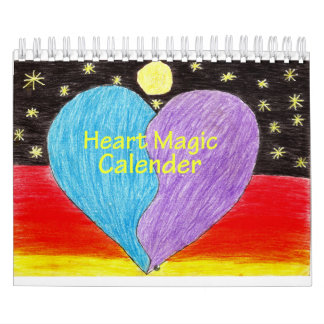 Hear Magic Calendar