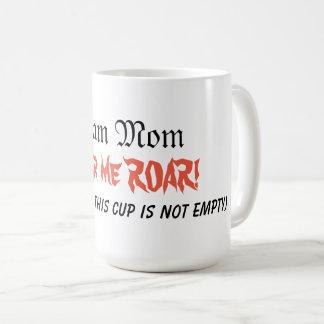 Hear Me Roar Mug
