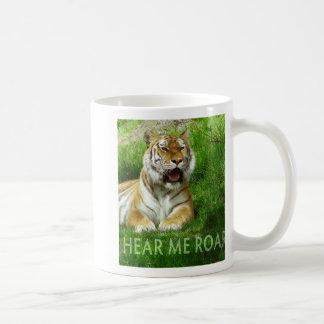 Hear me roar Tiger Mug