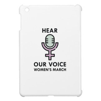 Hear Our Voice iPad Mini Case