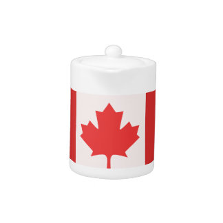 Hear Shaped Flag As A National Canadian Culture Sy