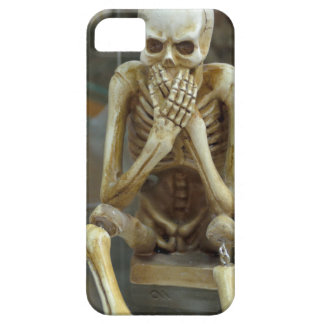 Hear, Speak, See No Evil Skeletons iPhone 5 Cases